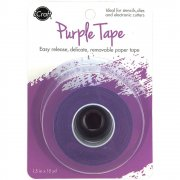 "Removable Purple Tape - iCraft - Maskeringstejp - 1.5"" x 13.7 meter"