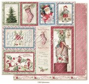 Papper Maja Design - Christmas Season - Klippark Ephemera