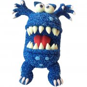 DIY Funny Friends Modeller - Foam Clay Lera - Blått Monster