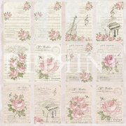 Papper Reprint - Music and Roses - Tags