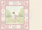 Papper Pion Design - Patchwork of Life - When I was little