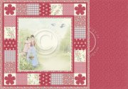 Papper Pion Design - Patchwork of Life - Being A Mother