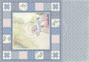 Papper Pion Design - Patchwork of Life - Being A Grandmother