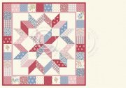 Papper Pion Design - Patchwork of Life - Family Quilt