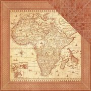 Papper Graphic45 - Safari Adventure - Journey Of A Lifetime