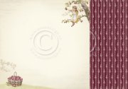 Papper Pion Design - Summer Falls into Autumn - Plum Garden