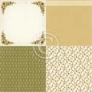 Papper Pion Design - Summer falls into Autumn 6x6 - Golden Days