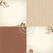 Papper Pion Design - Summer falls into Autumn 6x6 - Apple Orchard