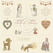 Papper Pion Design - Christmas Wishes - Images from the Past