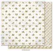 Papper Maja Design - Joyous Winterdays - Beautiful Pine