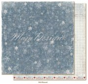 Papper Maja Design - Joyous Winterdays - Blizzard