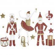 Die Cuts - Sprattelgubbe - 10-165 mm - 2 ark