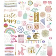 Die cuts - 5-115 mm - 120 g - Optimism - 118 st