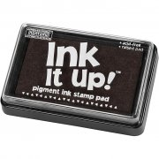 Stämpeldyna Ink It Up - stl. 6,3x9,5 cm - Svart - 1 st