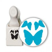 Stans 3-in-1 Classic Butterfly Punch - Martha Stewart