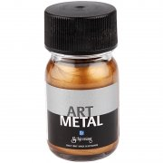 Art Metall färg - Antikguld - 30 ml