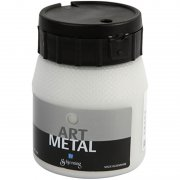 Art Metall färg - Silver - 250 ml