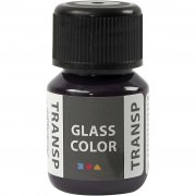 Glasfärg transparent - Violett - 35 ml