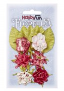 Florella Mullberry Flowers - Hortensia - 30 mm