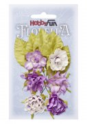 Florella Mullberry Flowers - Lavendel - 30 mm