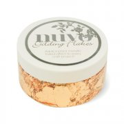 Tonic Studios Nuvo Gilding Flakes - 200ml - Sunkissed Copper