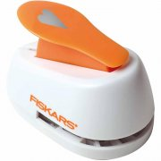 Fiskars Stans - Lever Punch 19 mm - Narrow Heart
