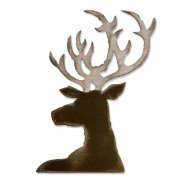 Dies Sizzix Bigz - Dashing Deer