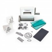 Sizzix Sidekick Starter Kit - Featuring Tim Holtz - White & Gray