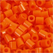 Photo Pearls - Orange klar - nr 13 - 6000 st