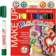 Playcolor Make up - Basic - 6x5 g