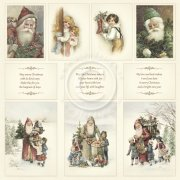 Papper Pion - Images from the Past - The Night before Christmas I