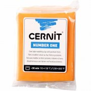 Cernitlera Orange (752) - 56g Premium Polymer Clay
