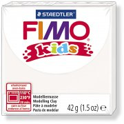 FIMO Kids Clay - Vit - 42 g