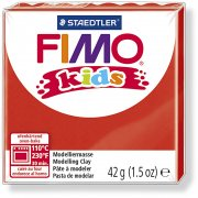 FIMO Kids Clay - Röd - 42 g