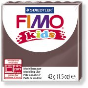 FIMO Kids Clay - Brun - 42 g