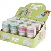 Pearl Clay - 2 sorter - Totalt 12 set