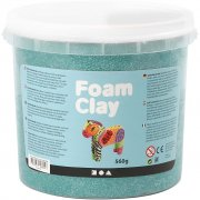 Foam Clay - Mörkgrön - 560 g