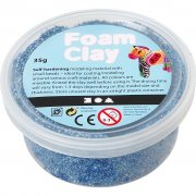 Foam Clay Lera - Blå - 35 g