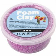Foam Clay - Neonlila - 35 g