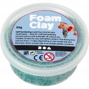 Foam Clay - Mörkgrön - 35 g