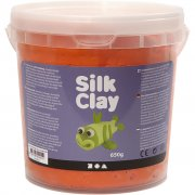 SilkClay - Orange - 650 g