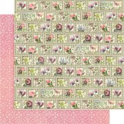 Papper Graphic 45 - Bloom - Petal Postage