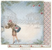 Papper Maja Design - Christmas Season - Mail the postcards