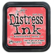 Distress Ink - Abandoned Coral - Tim Holtz