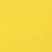 Cardstock Bazzill - Canvas - Yellow