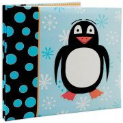 "Album 12""x12"" MBI - 3D Penguin - Post Bound"