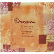 Album 12x12 Tum MBI - Dream - Post Bound