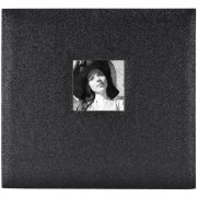 Album 12x12 Tum MBI - Glitter Black Diamond - Post Bound