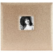 Album 12x12 Tum MBI - Glitter Golden - Post Bound