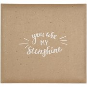 Album 12x12 Tum MBI - Kraft My Sunshine - Post Bound